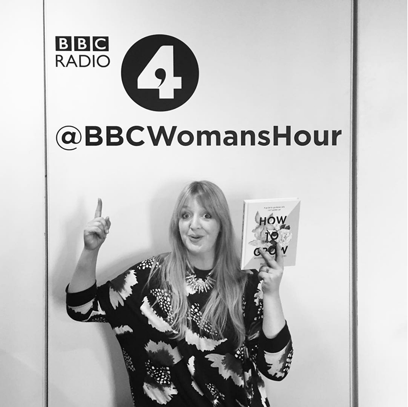 Woman's Hour Appearance on BBC Radio 4