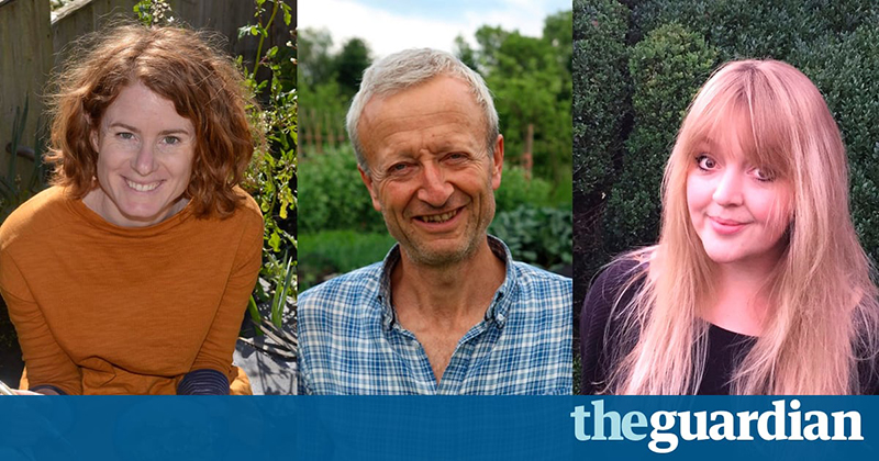 Guardian Masterclasses The ultimate gardening masterclass with Alys Fowler, Charles Dowding & Me