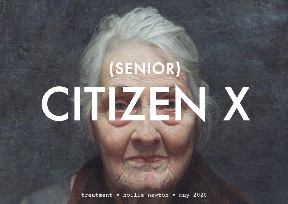 (Senior) Citizen X